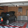 Garage interior design ideas Photo - 1