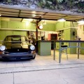 Garage remodeling ideas man cave Photo - 1