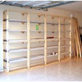 Garage shelving ideas wall Photo - 1