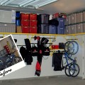 Garage storage and organization Photo - 1