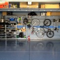 Garage storage organization Photo - 1