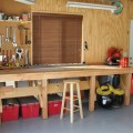 Garage wall covering ideas Photo - 1