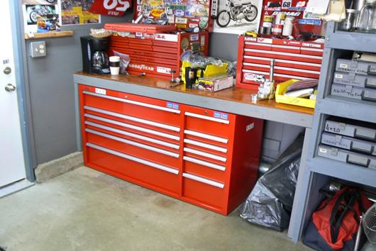 Garage workshop organization ideas Photo - 1