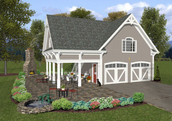 Garages designs Photo - 1