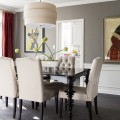Gray dining room ideas Photo - 1