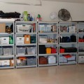 Ideas to organize garage Photo - 1