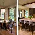 Kitchen and dining room design Photo - 1