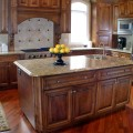 Kitchen island dining Photo - 1