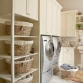 Laundry room in garage decorating ideas Photo - 1