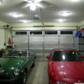 Lighting garage Photo - 1