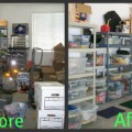 Organize a garage Photo - 1