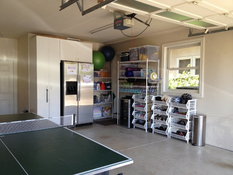 Organizing ideas for garage large and beautiful photos for Garage design ideas gallery
