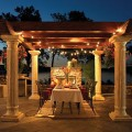 Outdoor dining rooms Photo - 1