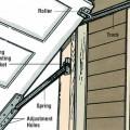 Replacement garage door rollers Photo - 1