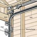 Replacement garage door sections Photo - 1