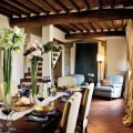 Rustic dining room design Photo - 1