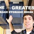 Storage ideas for garage Photo - 1