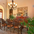 Tropical dining room sets Photo - 1