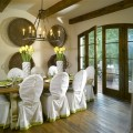 Tuscan dining room Photo - 1