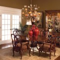 Tuscan style dining room Photo - 1