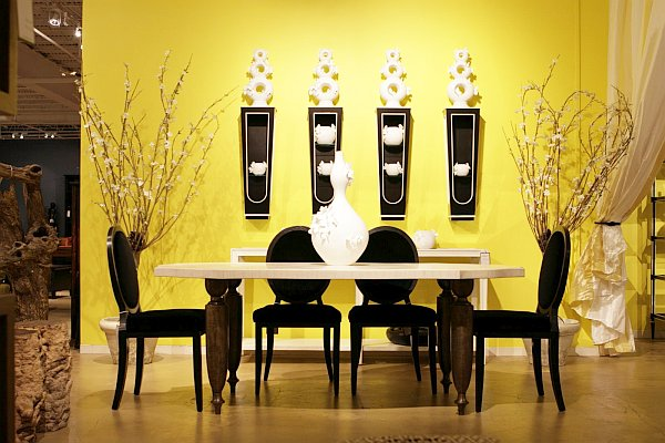 Wall decor ideas for dining room Photo - 1