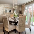 Wallpaper dining room Photo - 1