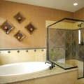Garden tub shower combo Photo - 1