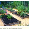 How to make raised garden Photo - 1
