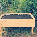How to make your own raised garden bed Photo - 1