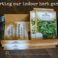 How to start herb garden Photo - 1