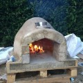Backyard pizza oven diy Photo - 1