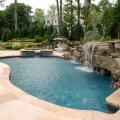 Backyard swimming pool designs Photo - 1