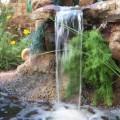 Backyard waterfalls ideas Photo - 1
