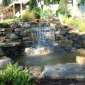 Backyard waterfalls pictures Photo - 1