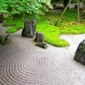 Backyard zen garden Photo - 1