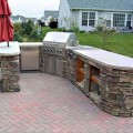 Bbq backyard design Photo - 1