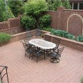 Brick backyard ideas Photo - 1