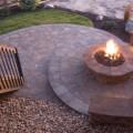 Build backyard fire pit Photo - 1
