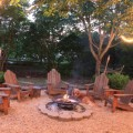 Can i have a fire pit in my backyard Photo - 1