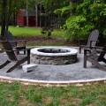 Cheap backyard fire pit Photo - 1