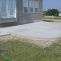 Concrete backyard Photo - 1