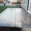 Concrete backyard ideas Photo - 1