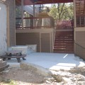 Concrete backyard makeover Photo - 1