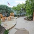 Concrete patio ideas for small backyards Photo - 1