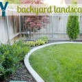 Diy backyard ideas cheap Photo - 1