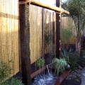 Diy backyard water feature Photo - 1