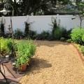 Dog friendly backyard landscaping Photo - 1