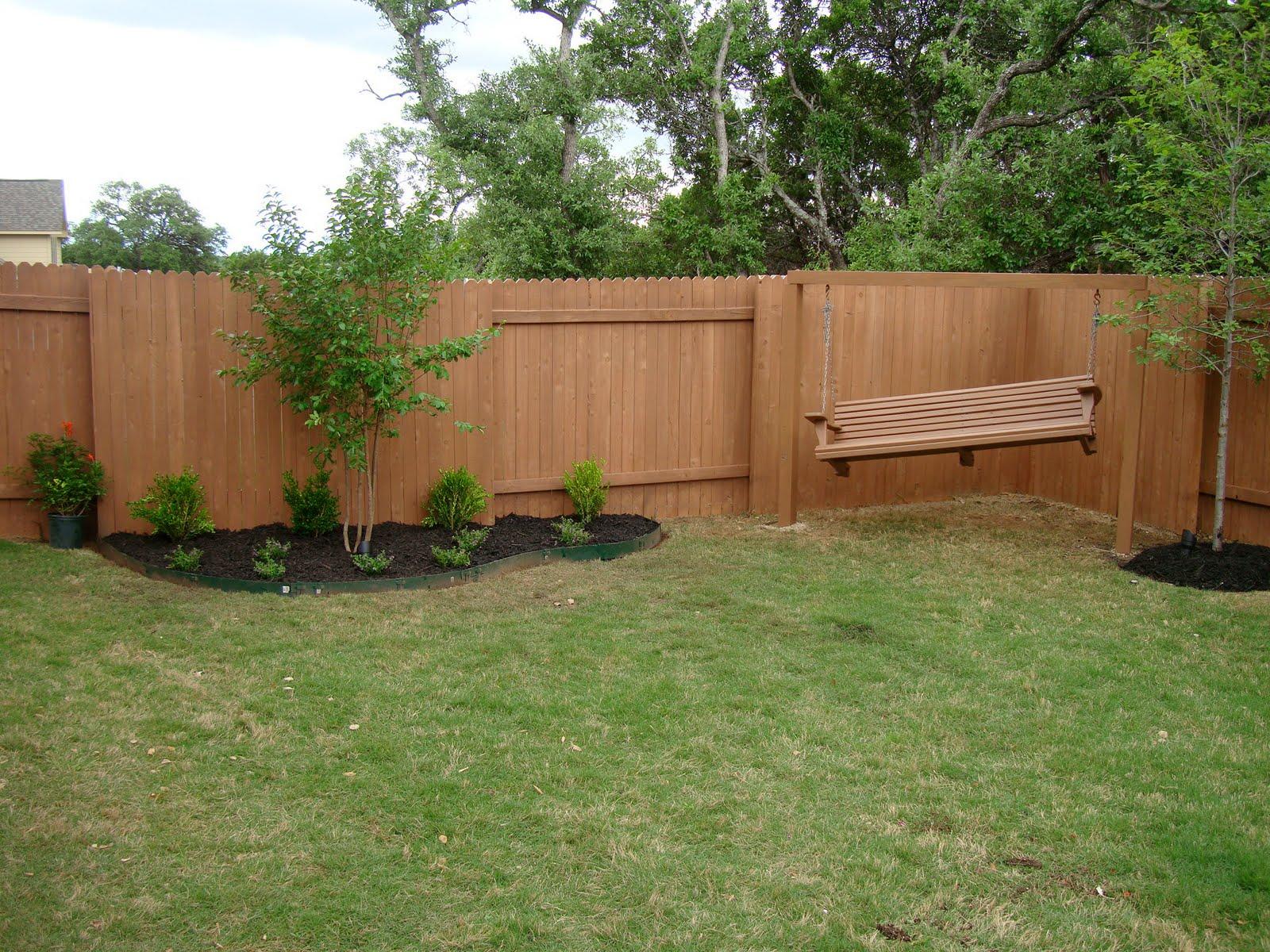 Easy Backyard Designs Photo Design Your Home - Backyard design ideas on a budget