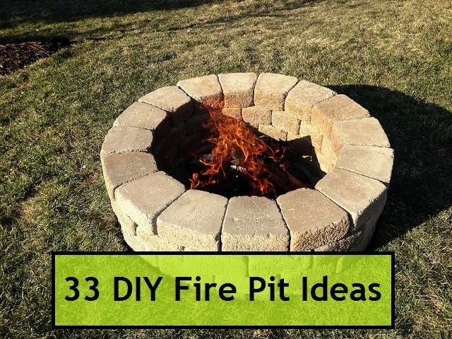 easy backyard fire pit ideas large and beautiful photos photo to