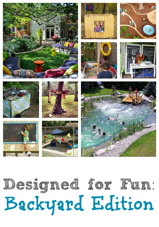 Fun Backyard Ideas For Kids Large And Beautiful Photos